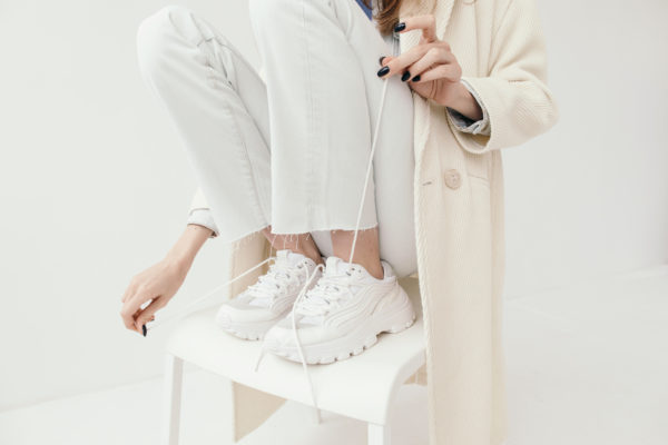 Asking for a Friend: Do Some White Sneakers Stay Whiter Longer?