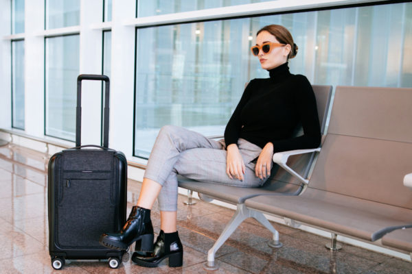 Why You Should Wear Sunglasses at the Airport (Even If You're Not a Celeb)