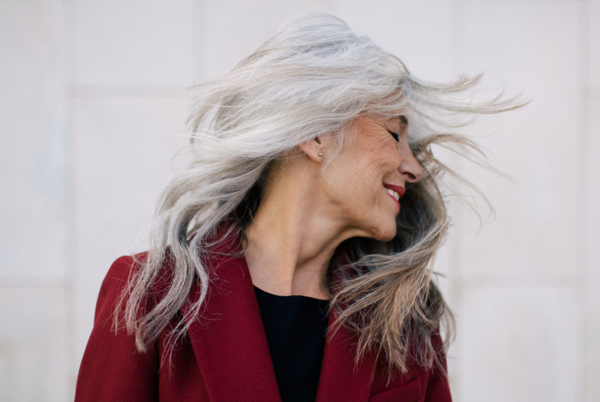 It's true, stress can turn your hair gray—and now scientists know...