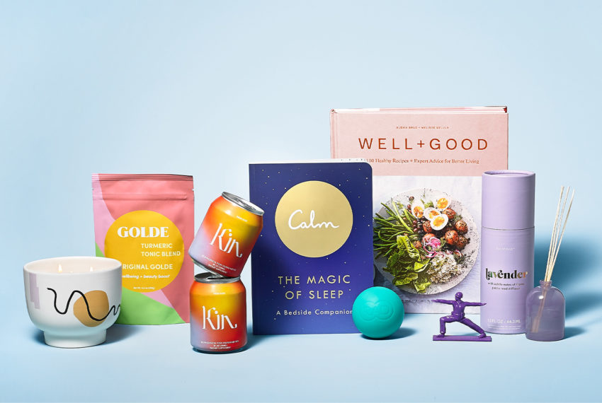 Macy's basically just launched a wellness department (with our...