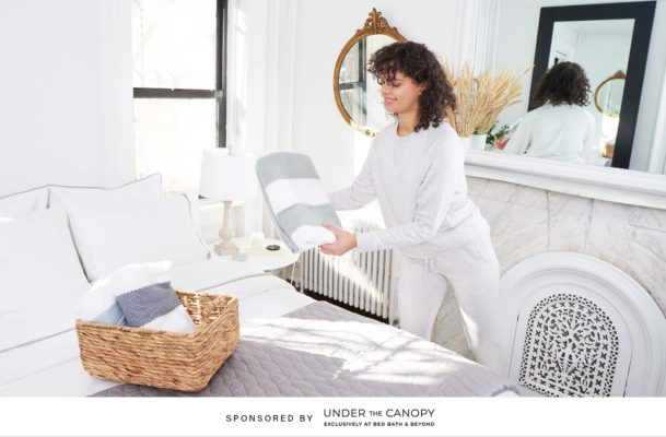 4 reasons to switch to organic linens, because your bed deserves nice things, too