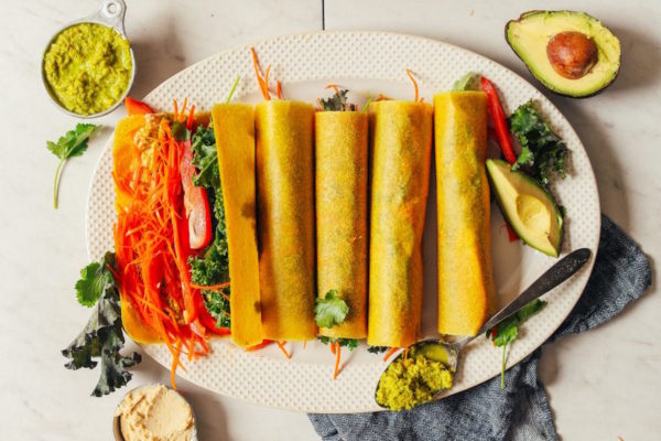 9 delicious, plant-based lunches you can make in 10 minutes or less