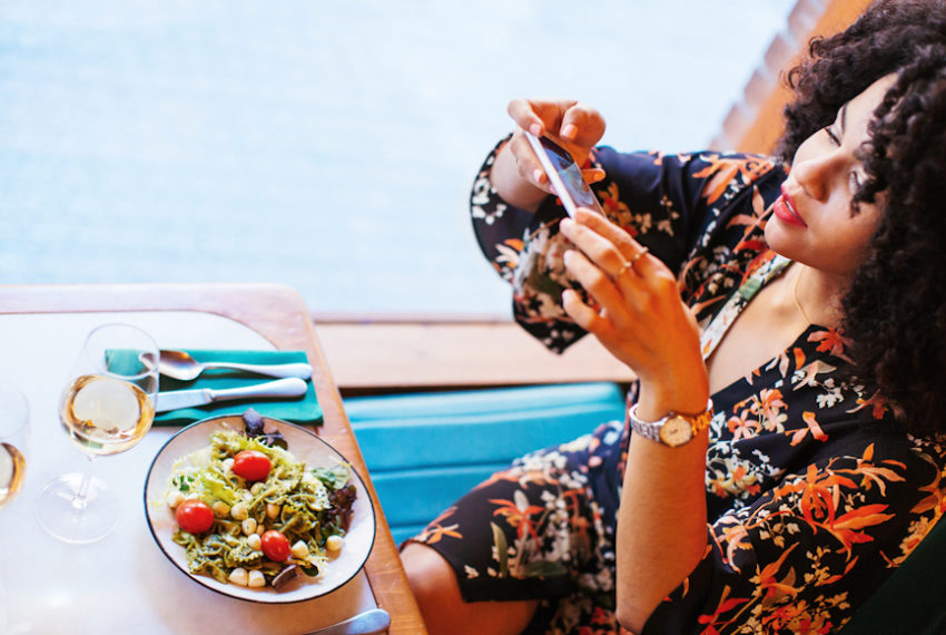 How Instagram's love of food pics has shaped how chefs approach...