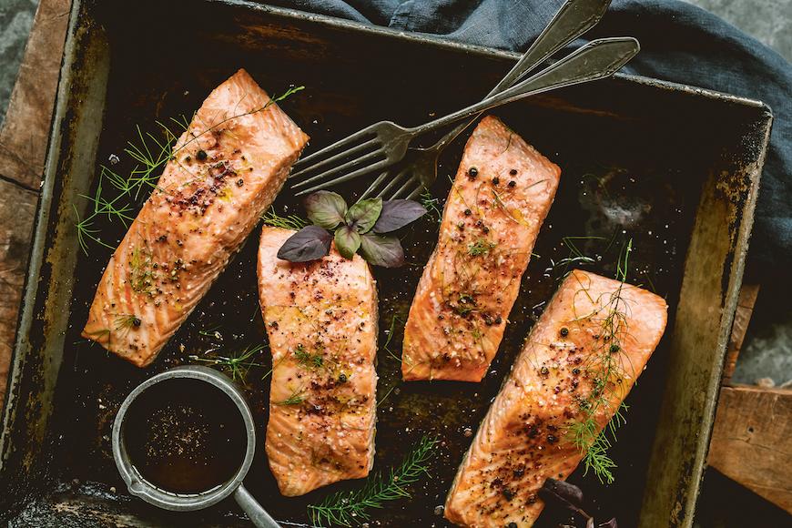 salmon gluten-free meal ideas