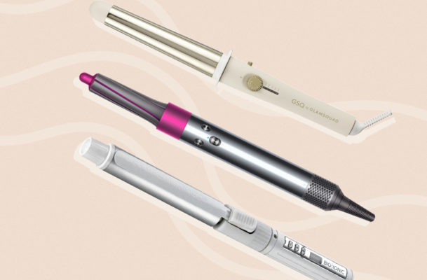5 curling irons that won't damage hair, according to stylists who use them all the time