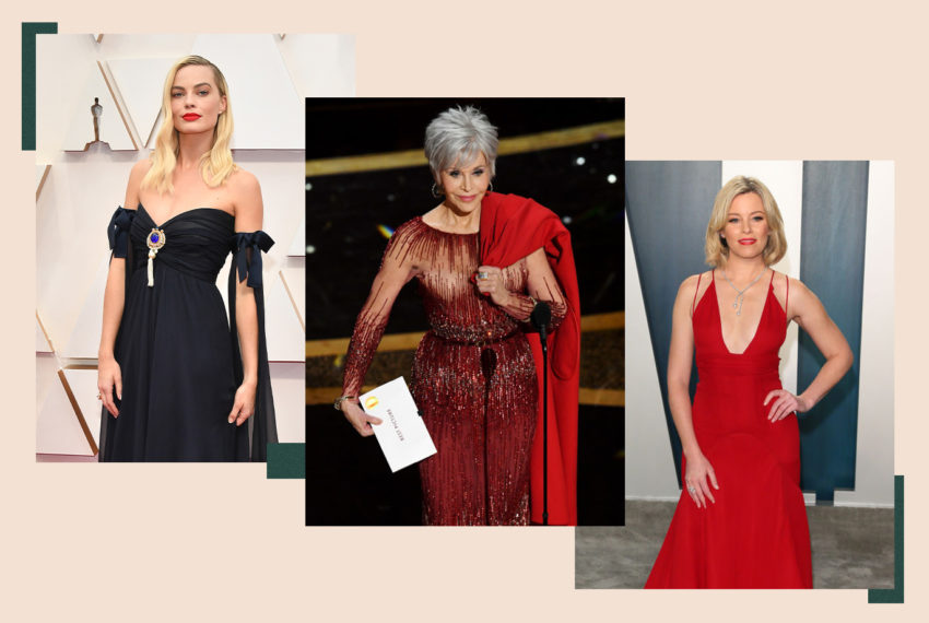 The Oscars Proved That Recycled Fashion Is *the* Sustainable Trend of Red Carpet Style