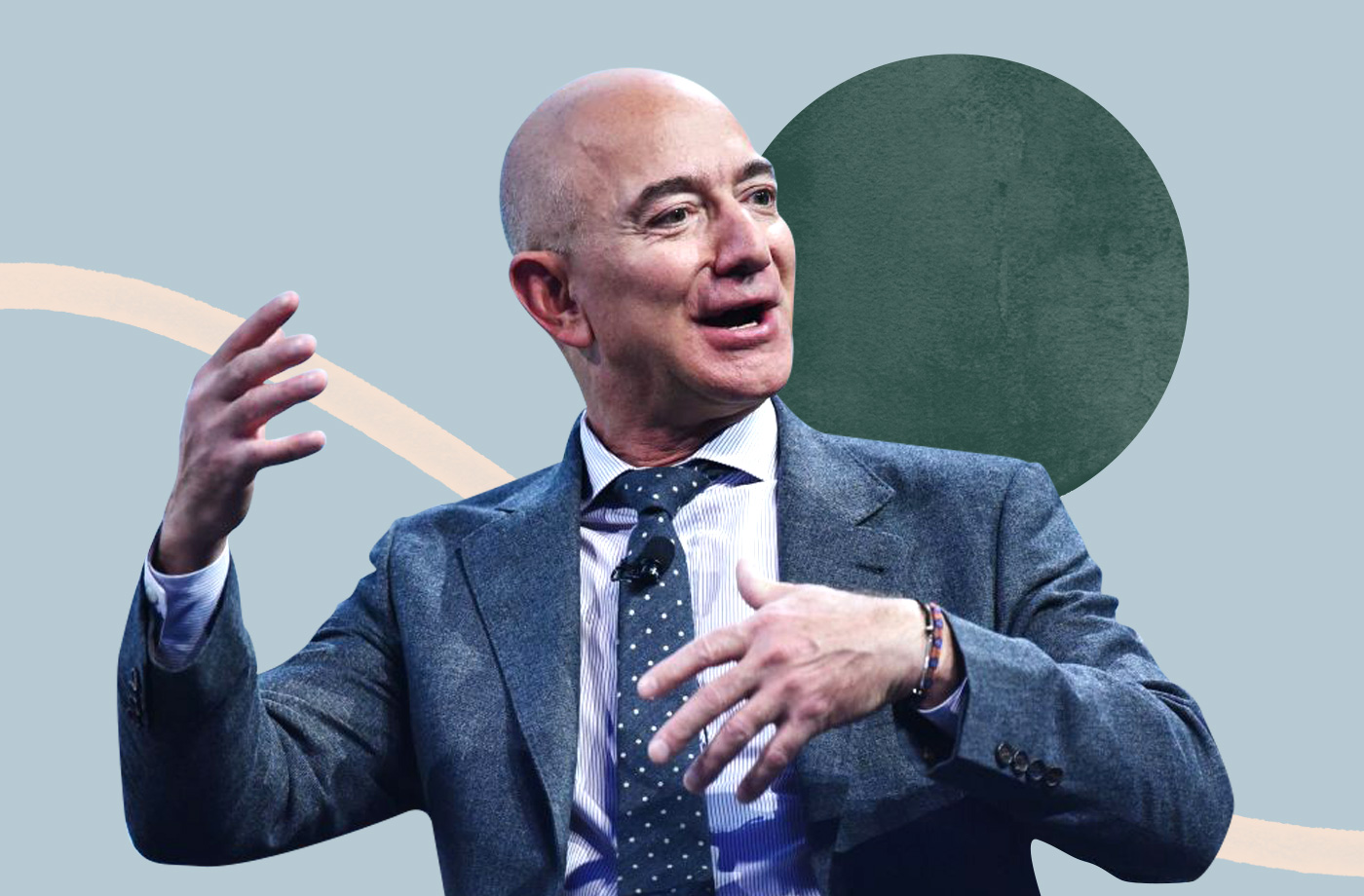 Thumbnail for $10 billion for climate change is a start, but here's why I expect more from Amazon CEO Jeff Bezos