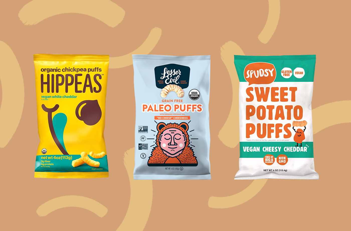 The cheese puff snacks of your childhood are finally getting the healthy upgrade they deserve