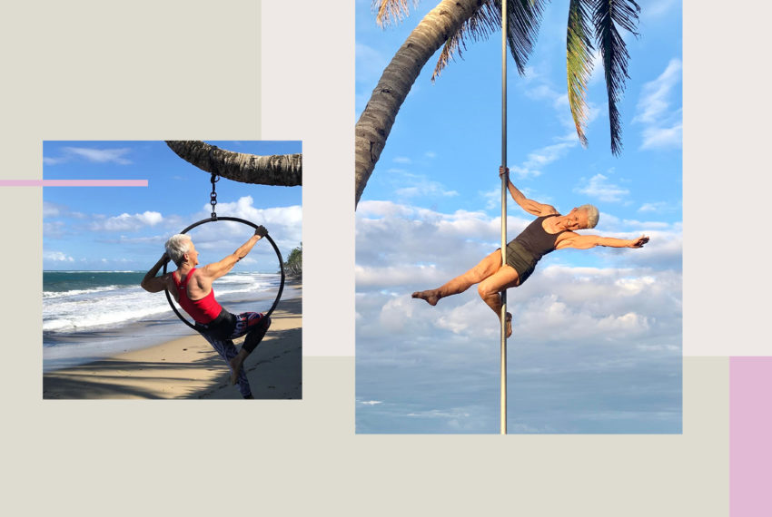'3 things I learned when I started pole dancing at age 70'