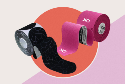 How does kinesiology tape work? Physical therapists explain why it's an athlete favorite