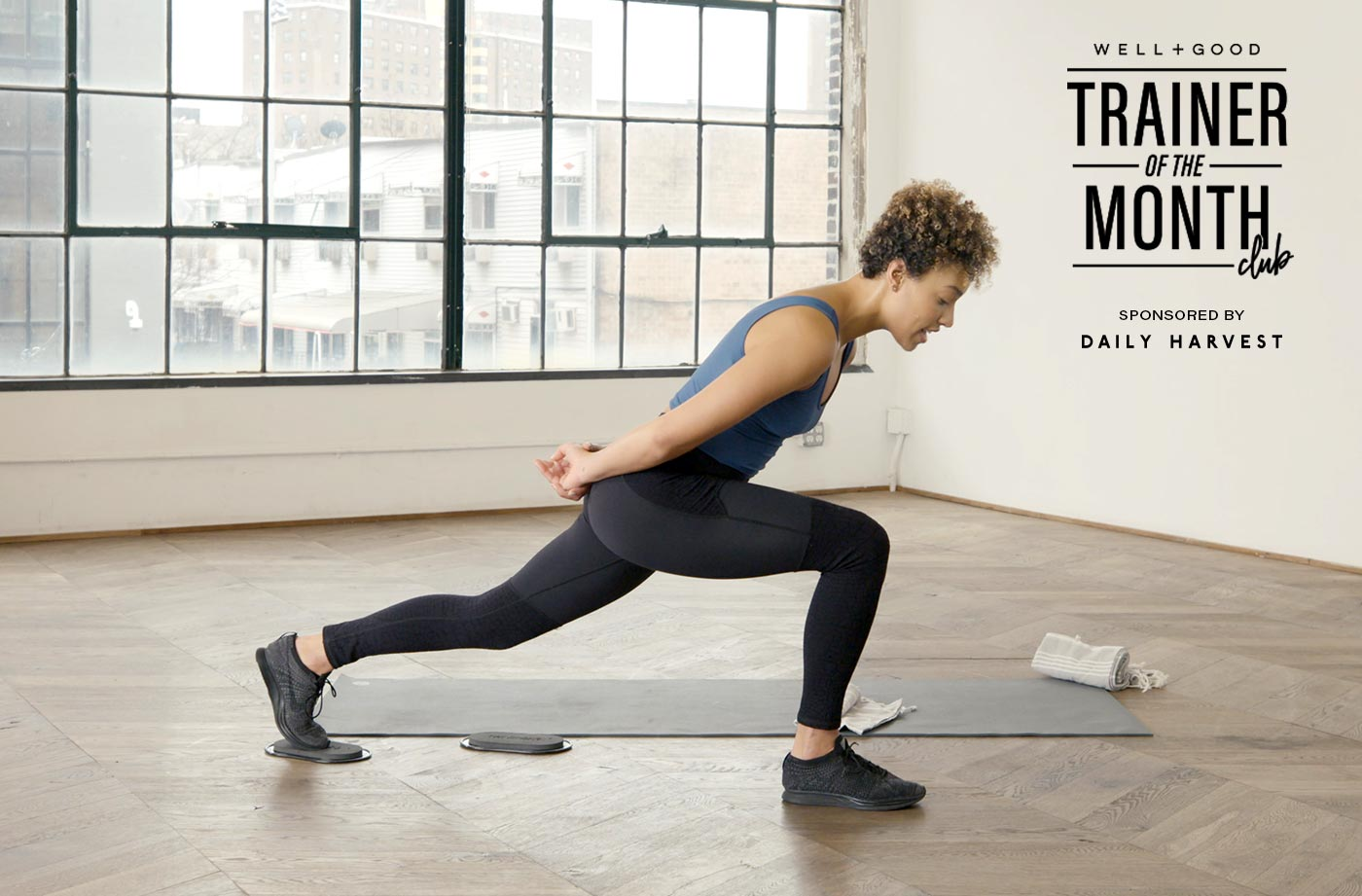 This 7-move, body-quaking at-home workout mimics a Megaformer-style sweat sesh