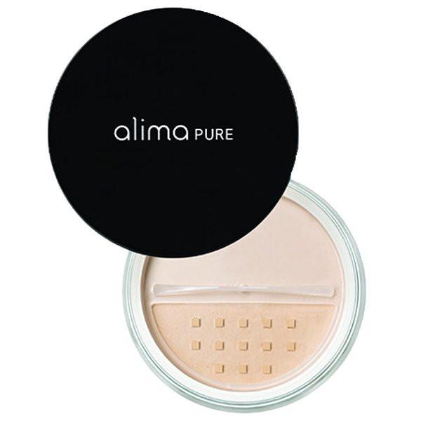 alima pure satin matte foundation mineral foundation sensitive skin