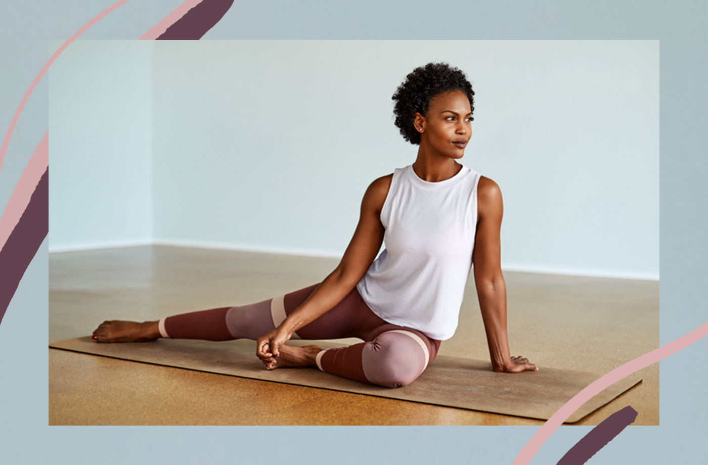 Thumbnail for How Black Women Have Historically Used Yoga As a Tool for Healing
