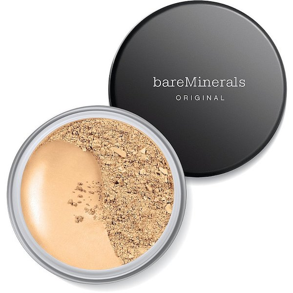 bare minerals original loose powder foundation mineral foundation sensitive skin