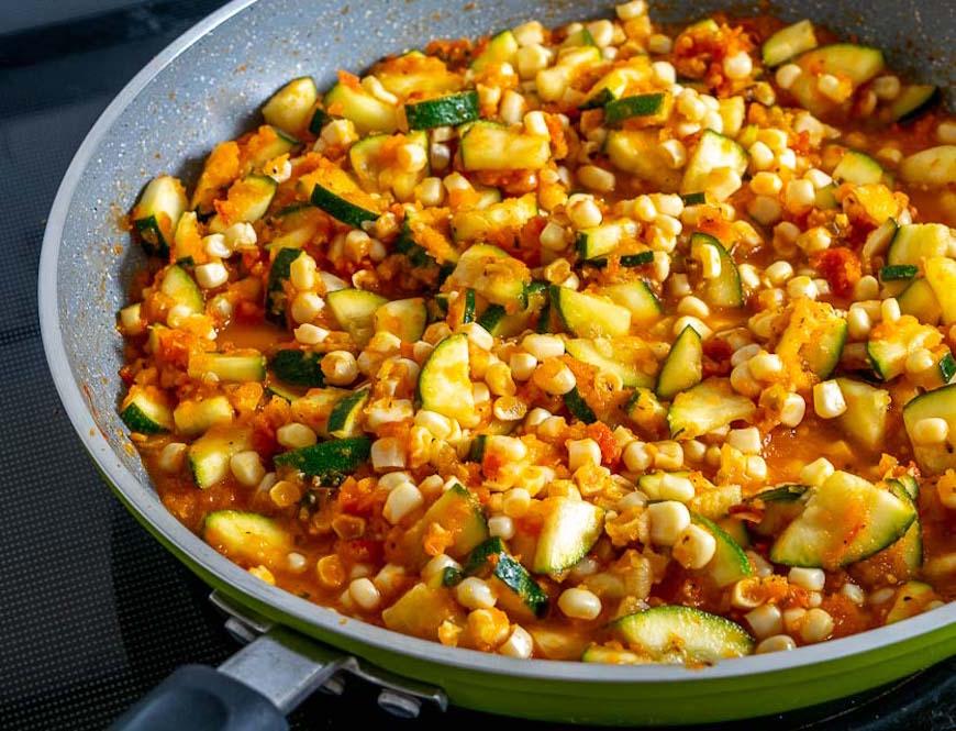 healthy mexican recipe for easy calabacitas