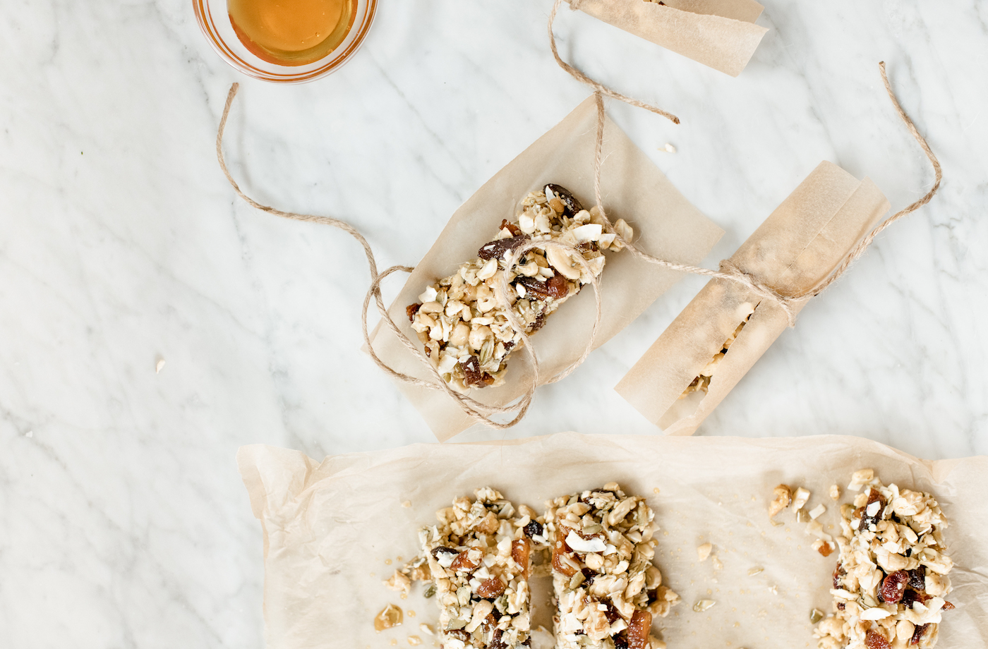 These nutty homemade granola bars will make you wonder why you even bother with the store-bought kind