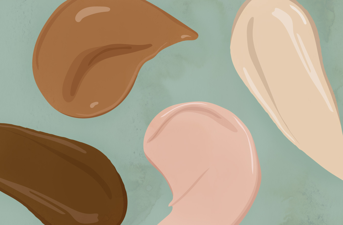 What you need to know about light, medium, and full-coverage foundations