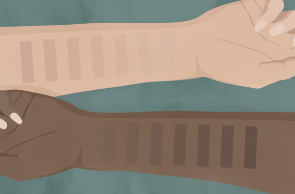 I've swatched hundreds of foundations—here's how to tell you've got a good one