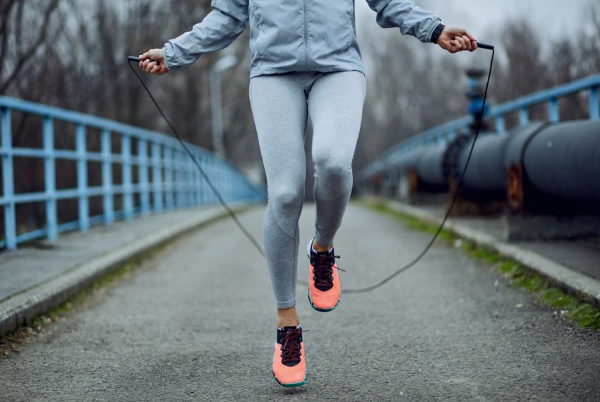A Jump Rope Is the Fastest Way to Spike Your Heart Rate—These Are the 5 Best You Can Buy