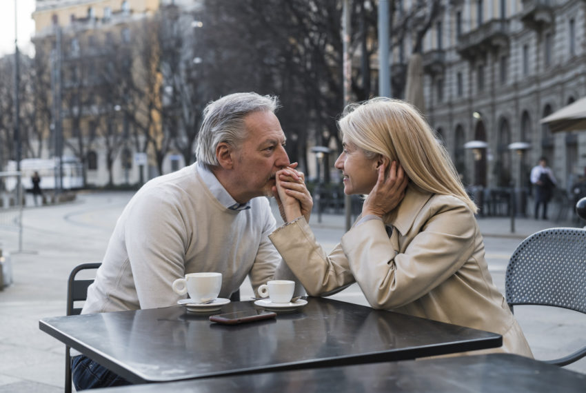 The Surprising Health Benefit of Being in a Relationship With an Optimist