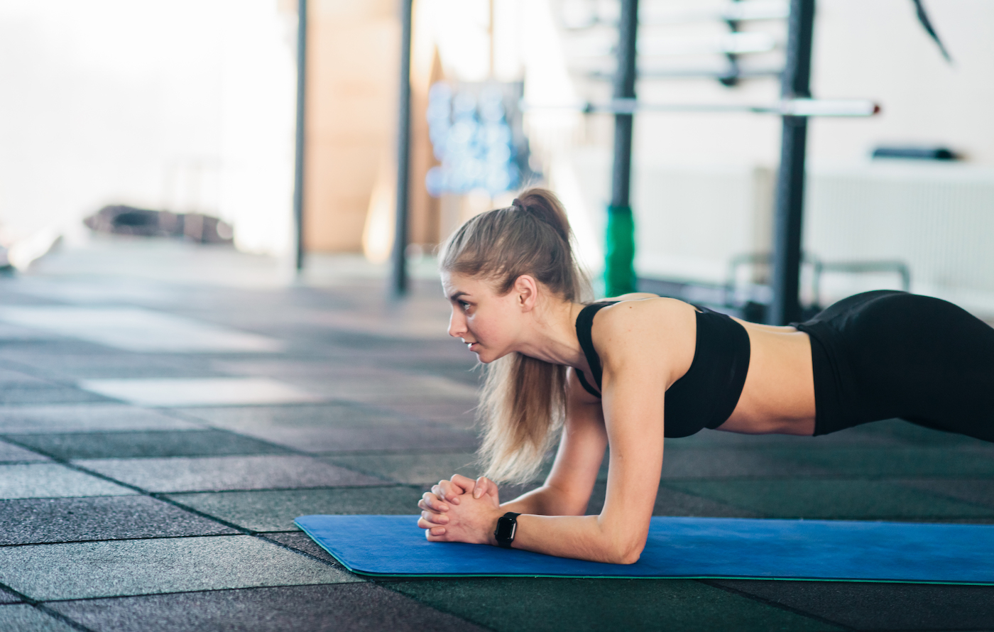 "This is ""the hardest obliques move you'll ever do,"" according to a fitness trainer"