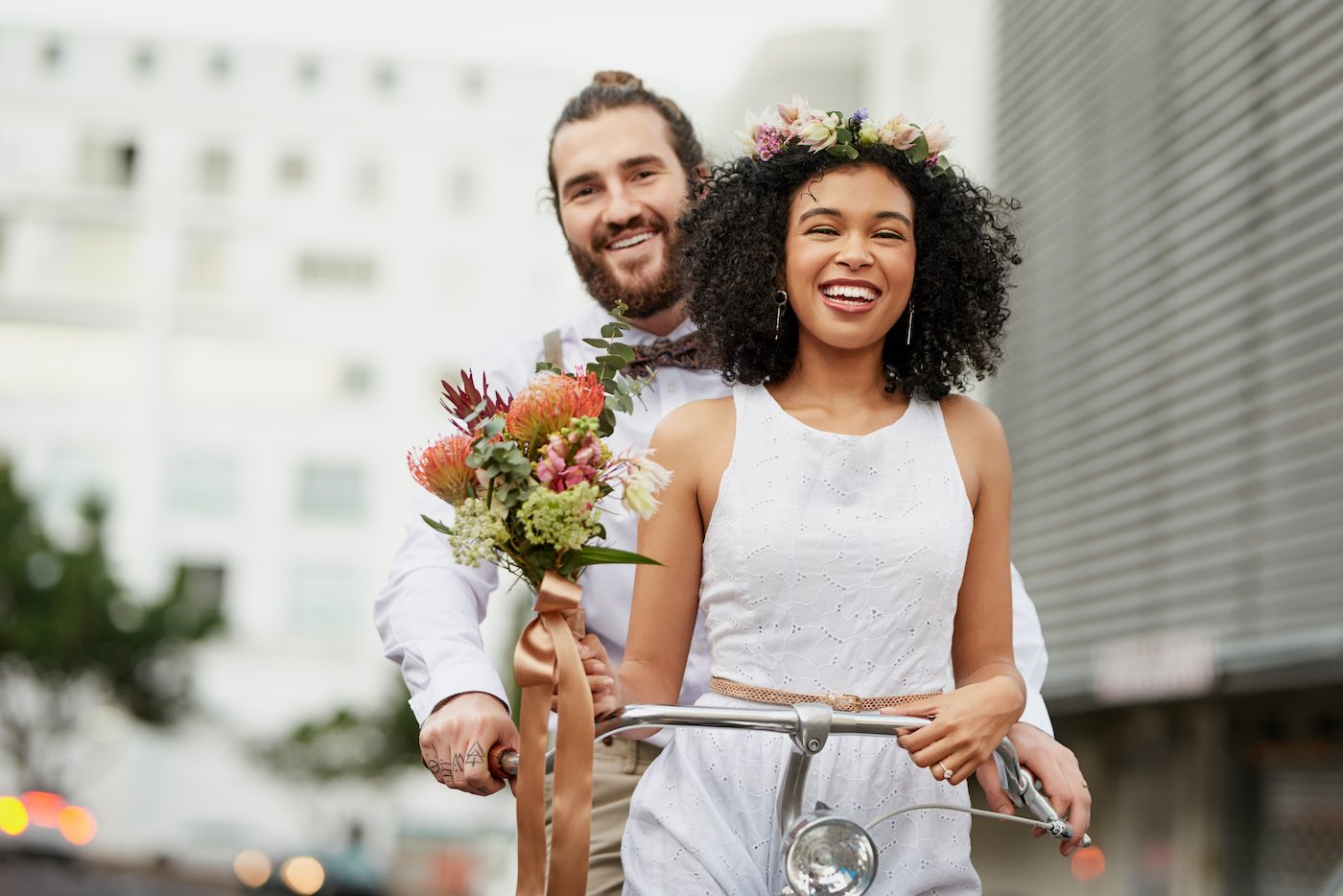 Thumbnail for 5 easy ways couples are incorporating sustainability into their weddings