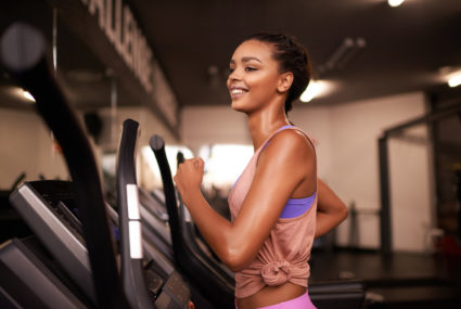This 10-minute treadmill HIIT workout will get your heart *literally* racing