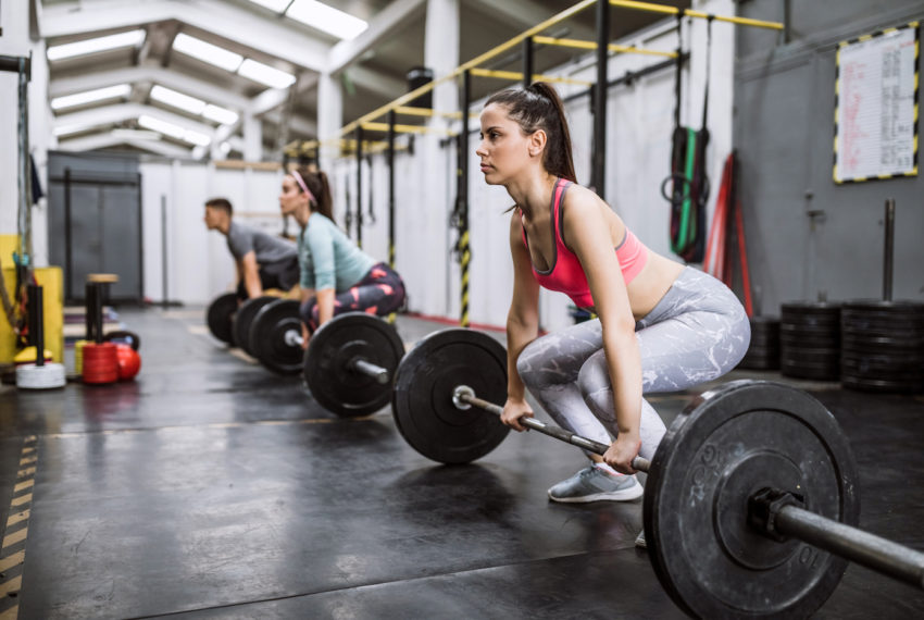 Why you don't want to become a 'butt-gripper' in your workouts