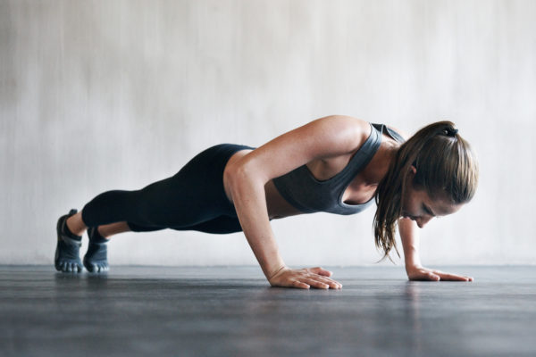 5 of the most common mistakes people make when doing a tricep push-up