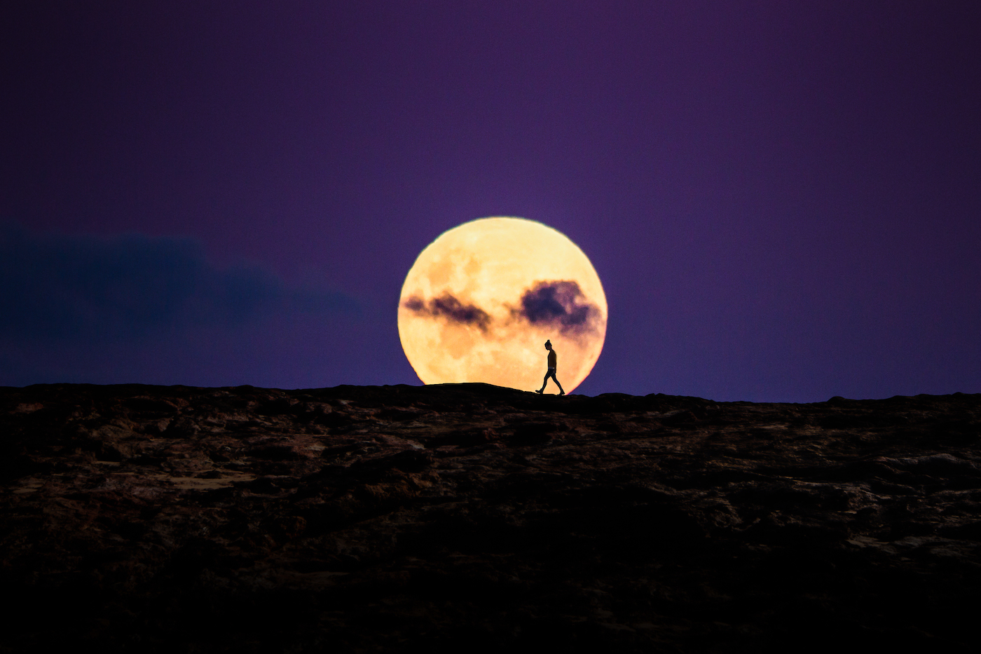 There are 4 supermoons this year—here's what each means for your sign