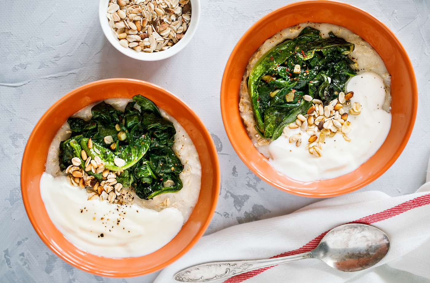 This high-fiber oatmeal alternative will keep your blood sugar levels stable all morning long
