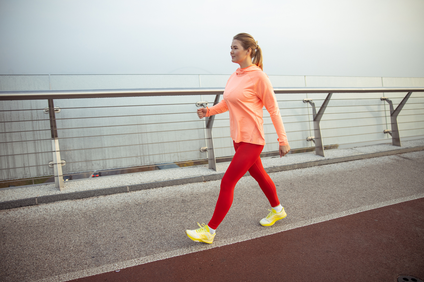 Why one of the best things you can do for sore legs is… walk