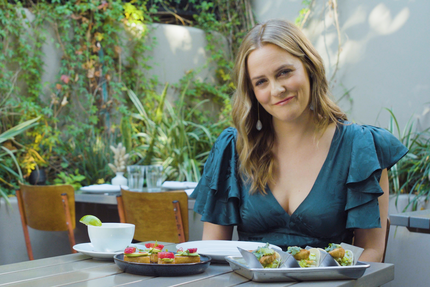 Alicia Silverstone shares the 1 wellness practice she can't go a day without