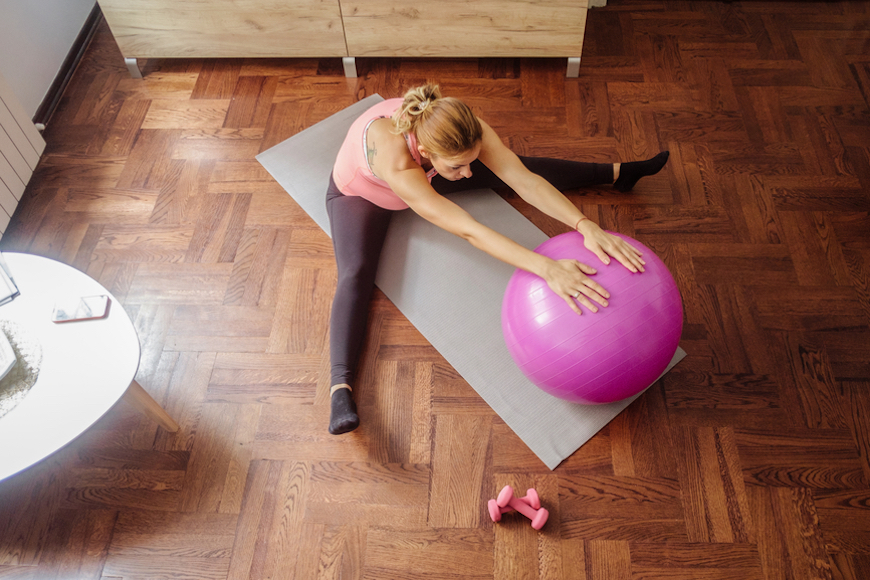 Thumbnail for The Benefits of Pilates Go Way Beyond Core Strength—Here's What To Expect
