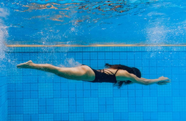 Elite athletes use this underwater breath technique to boost athletic performance