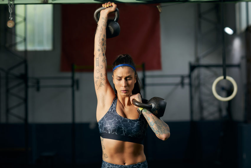 Thanks to blood flow restriction training, injuries no longer have to...