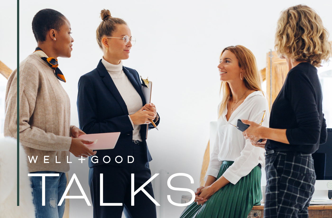 Thumbnail for Well+Good TALKS: How Women Are Advancing the Wellness Start-up Space