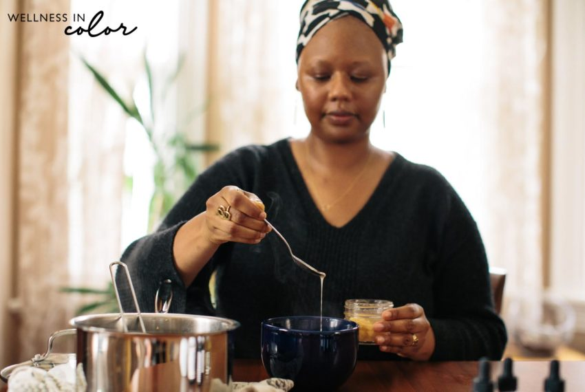 How one woman is helping Black mothers thrive through plant-based foods