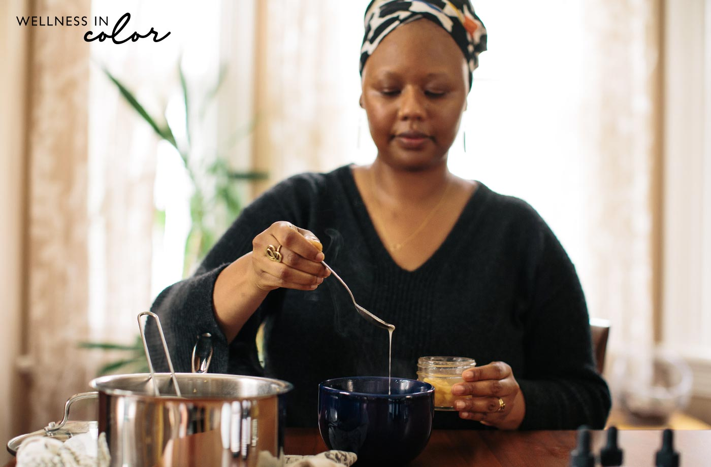 Thumbnail for How One Woman Is Helping Black Mothers Thrive Through Plant-Based Foods