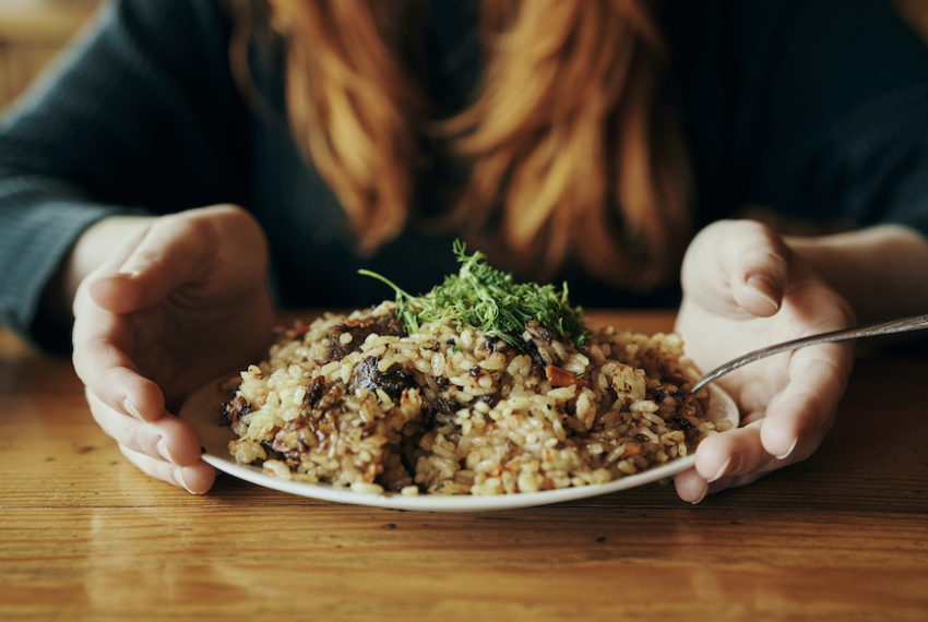 Alt-rice is the new alt-pasta, and it'll be in every healthy...