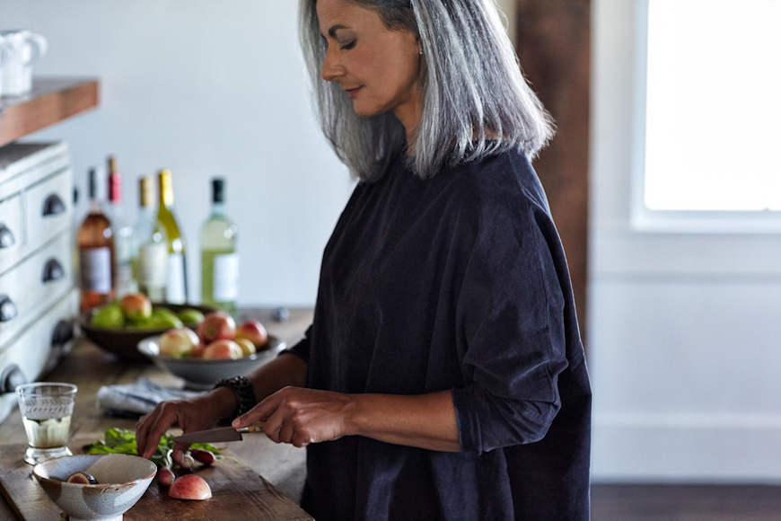 This is the number one dietary factor that determines healthy aging, according to a functional medicine doctor