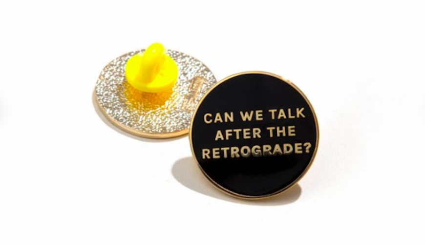 Mercury retrograde protection