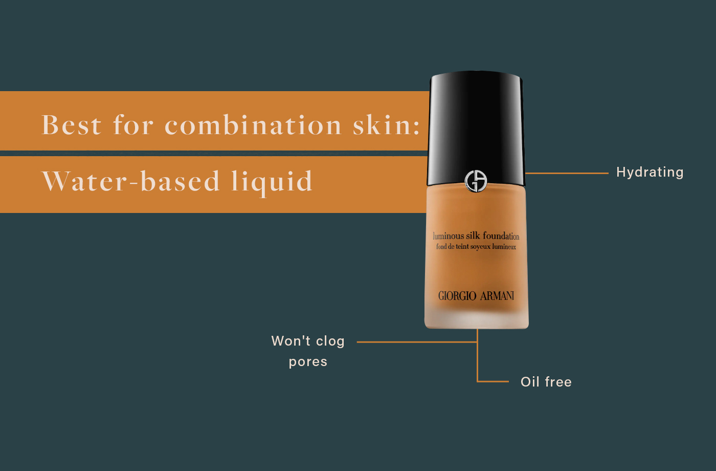 The Best Foundation For Skin Based On Ingredients Well Good