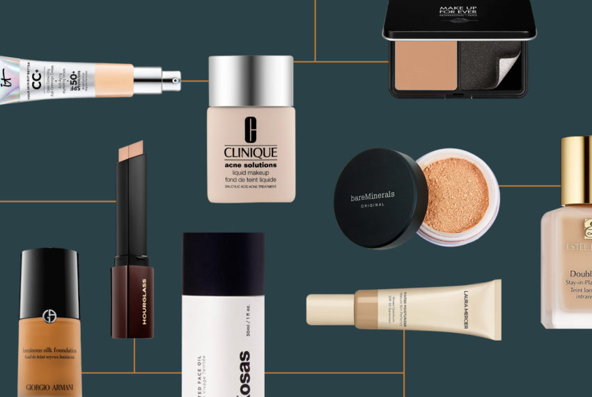 This Is the Best Type of Foundation for Every Single Skin Type