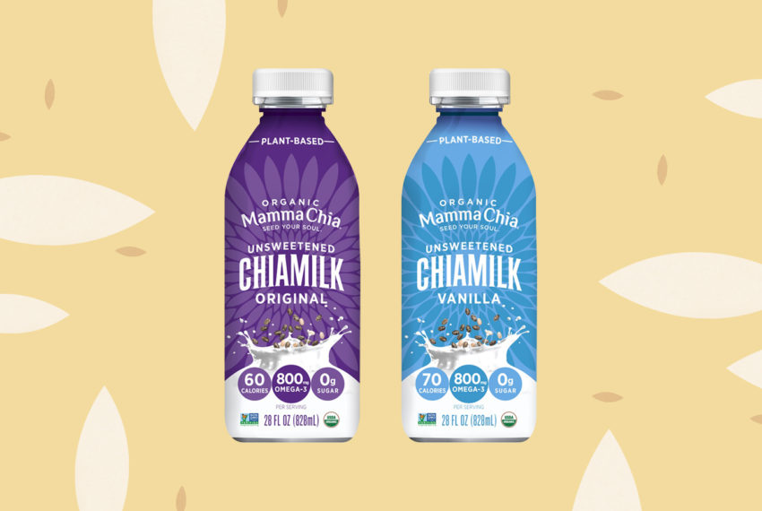 The newest alternative milk on the block: chia milk