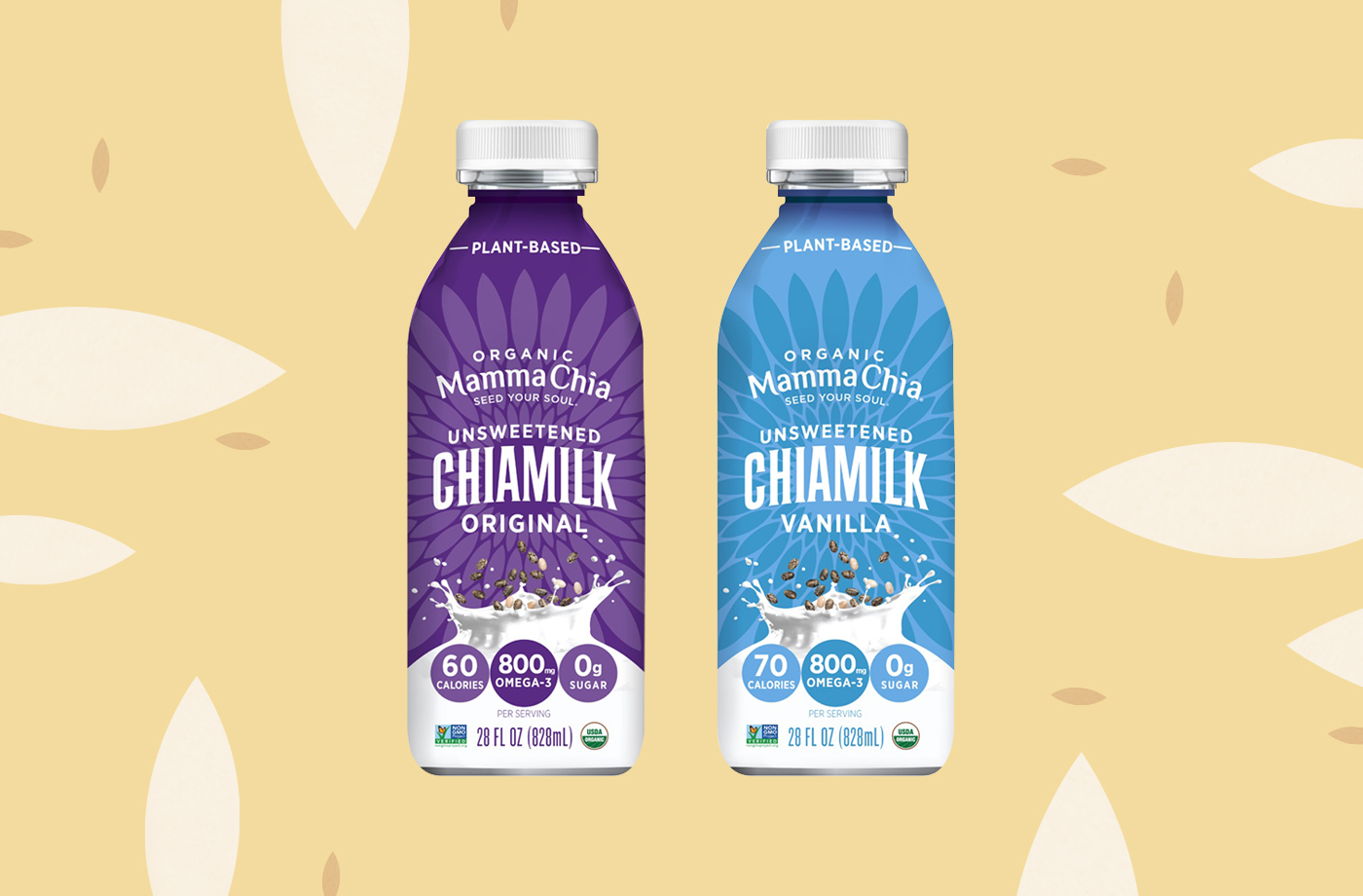 Thumbnail for The Newest Alternative Milk on the Block: Chia Milk