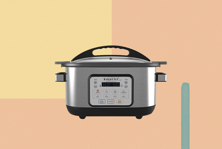 Snag the Instant Pot Aura slow cooker for a cool $60 today—that's 54% off