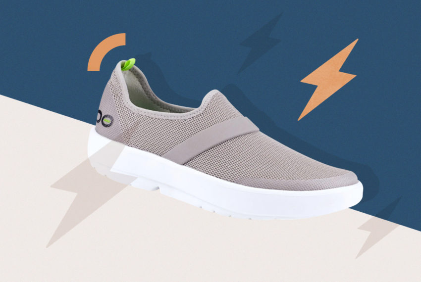Recovery Sneakers Have Arrived, Because We All Deserve a Foot Massage After the Gym