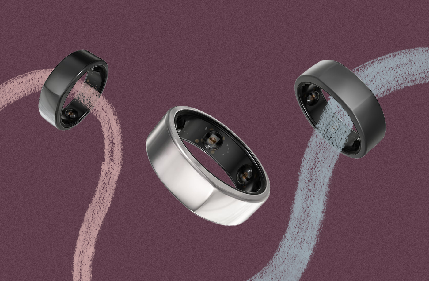 Thumbnail for The Oura Ring is sleep-tracking jewelry—here's everything you need to know about it