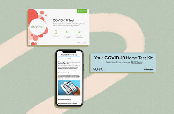 Here's what you need to know about the new at-home COVID-19 tests